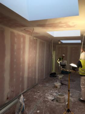 Przebudowa powierzchni biurowej - 350m2, oferta