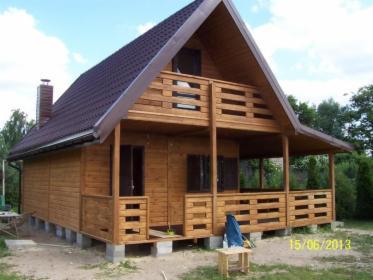 Montaż domku drewnianego, Poznań, oferta