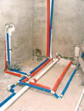 Wykonanie instalacji wodno-kanalizacyjnej, oferta