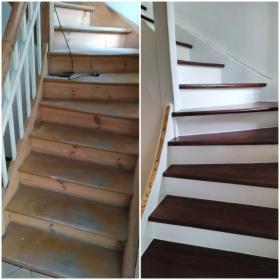 Renowacja schodów drewnianych, Zielona Góra, oferta