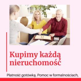 Skup Nieruchomości, Warszawa, oferta