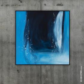 Malarstwo abstrakcyjne na zamówienie (na płótnie), Katowice, oferta