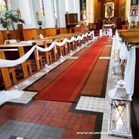 Dekoracja kościoła, oferta