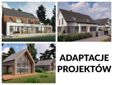 Architekt / adaptacja projektu/ projekty indywidualne, oferta