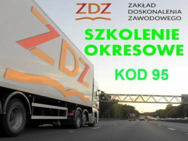 Szkolenie okresowe kierowców KOD 95, Piła, oferta