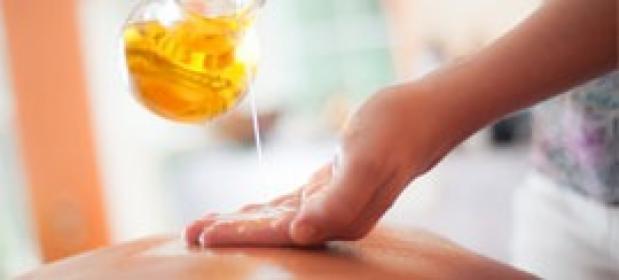 Masaż relaksacyjny ciepłym olejkiem, oferta