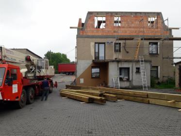 Nadbudowa domów z wykonaniem dachu, oferta