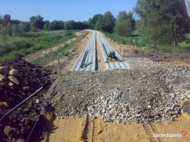Budowa dróg tymczasowych budowlanych dojazdowych, oferta