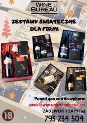 Świąteczna Oferta Prezentowa, Warszawa, oferta