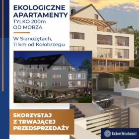 Apartament nad morzem, Kołobrzeg, oferta