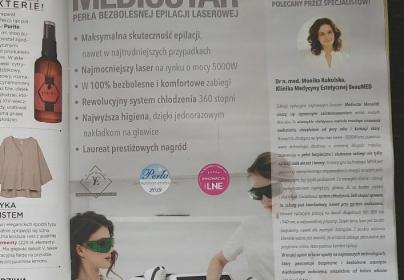 depilacja laserowa, epilacja, oferta