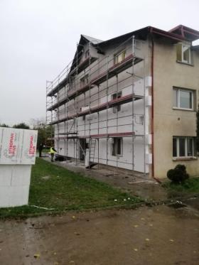 Elewacje kompleksowo, Wrocław, oferta