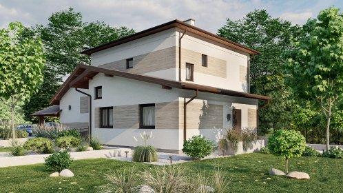Wizualizacja architektoniczna budynków 3D, oferta