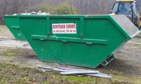 Wywóz papa wełna gruzu  kontener gruz odpady pobudowlane, Sosnowiec, oferta