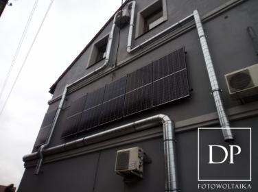 9,90 kWp ściana, Katowice, oferta
