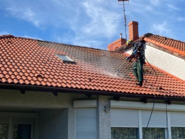 Mycie dachu, oferta