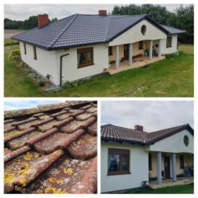 malowanie dachu, oferta