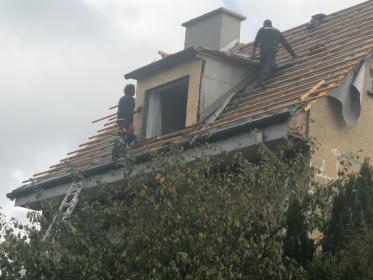 Kompleksowa wymiana poszycia dachowego