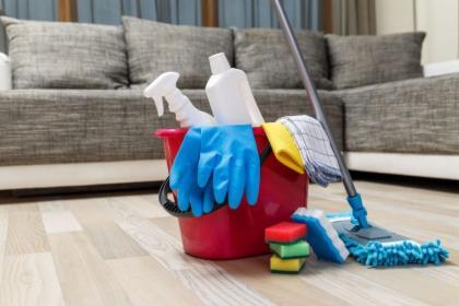 Sprzątanie mieszkania do 50m2, oferta