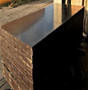 Sklejka szalunkowa recykling topola 21x1250x2500 sklejki płyty szalunkowe szalunek, oferta