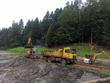 Usługi maszynami budowlanymi, Tuchów, oferta