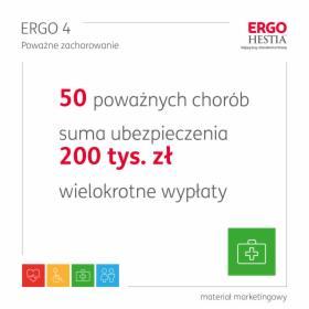 ERGO4 - indywidualne ubezpieczenie na życie, Wałbrzych, oferta