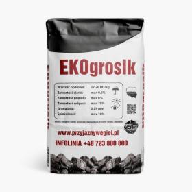 EKOGrosik (ekogroszek), Łochów, oferta