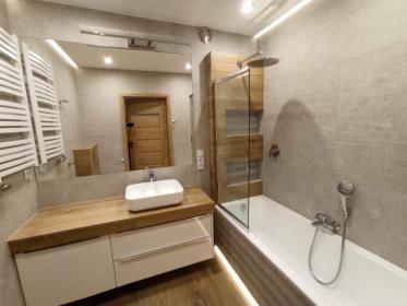 Kompleksowe wykończenie oraz remont łazienek, kuchni, oferta