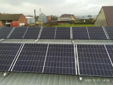 Montaż instalacji fotowoltaicznej na dachu, Wrocław, oferta