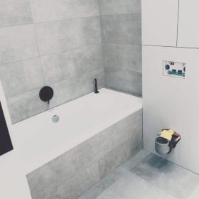 Remont łazienki (ułożenie glazury, gresu, terakoty), oferta