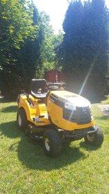 Traktorek kosiarka CUB CADET LT3 PR 105 - wynajem, oferta