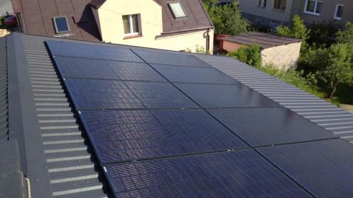 Fotowoltaika instalacje na dachu i gruncie, Sieklówka, oferta