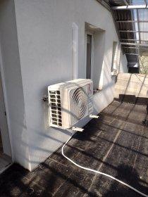 Sprzedaż, montaż, serwis urządzeni klimatyzacyjnych.