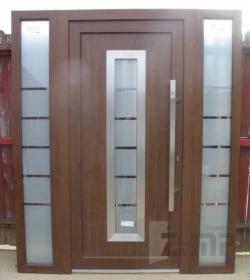 Nowoczesne drzwi wejściowe / zewnętrzne Kommerling, oferta