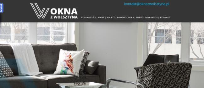Okna PVC, okna aluminiowe, okna dachowe, rolety, bramy, moskitiery,parapety, Wolsztyn, oferta