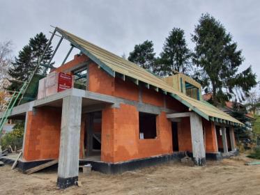 Kompleksowe wykonanie robót budynku mieszkalnego do stanu SSO (stan surowy otwarty), Warszawa, oferta