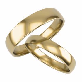 Obrączki złote ślubne próby 585, Ostrów Wielkopolski, oferta