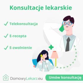 Zwolnienie lekarskie online (L4), Warszawa, oferta