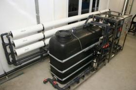 Filtr wody odwrotnej osmozy