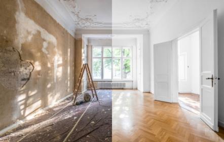 Remonty domów i mieszkań