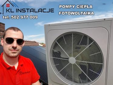 Pompa Ciepła 8-10 kW Split Montaż i uruchomienie 5 Lat gwarancji, Gdynia, oferta