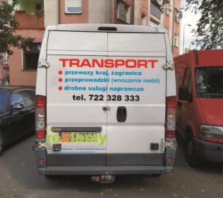 Tani transport,przewozy rzeczy,mebli,materiałów budowlanych.