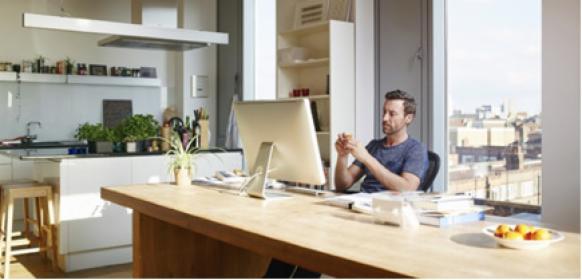 Ubezpieczenie biznesu w czasach home office