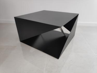 Stolik stół kawowy herbaciany nowoczesny stalowy czarny do salonu, Rumia, oferta