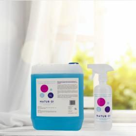 Profesjonalne śdrodki czystości do mycia okien, luster i powierzchni szkliwionych, Opole, oferta