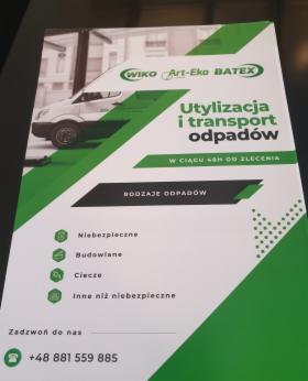 Wywóz śmieci, utylizacja, Wrocław, oferta