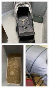 Pranie wózków/fotelików dziecięcych, oferta