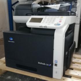 Konica Minolta bizhub C35   kolorowa drukarka kopiarka A4, Kalisz, oferta