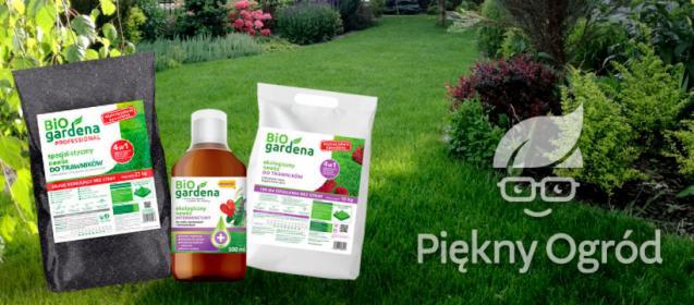 Nawozy ekologiczne BiOgardena do ogrodu, Zduńska Wola, oferta