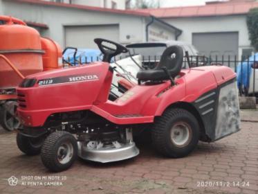 Wynajem traktorka kosiarki